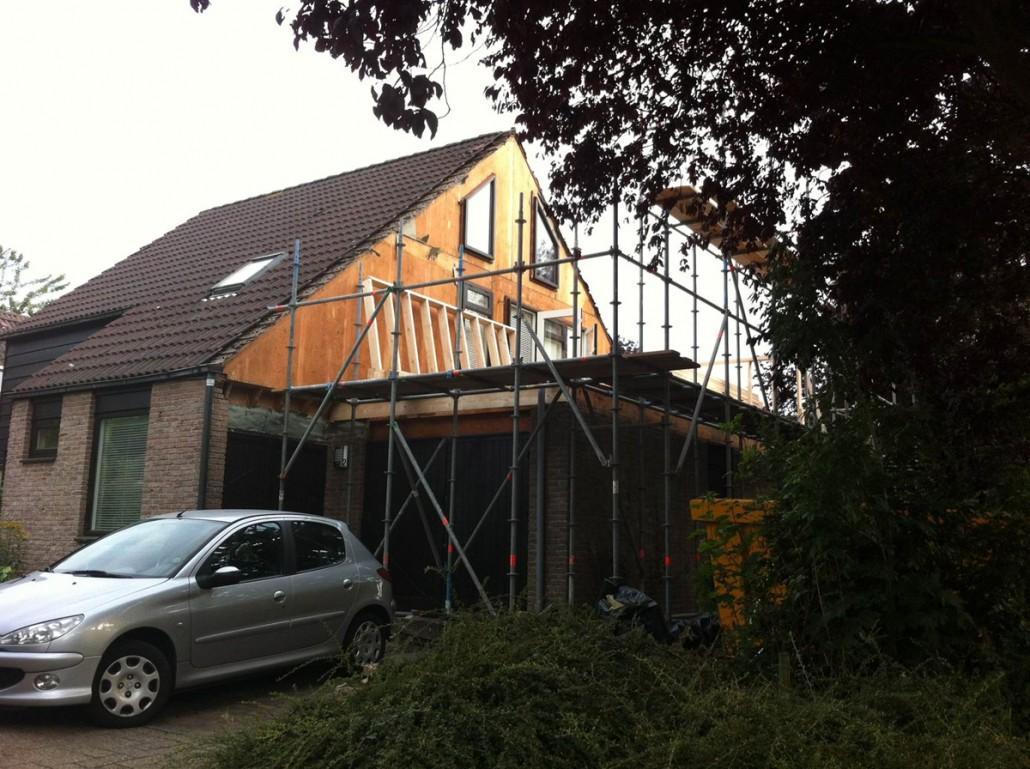 Voorspoedig verloop van grondige renovatie woningen